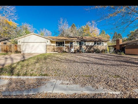 Home for Sale in Centennial - 6920 S Penrose Court