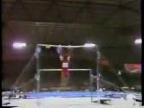 Betty Okino - 1990 Goodwill Games AA - Uneven Bars streaming vf
