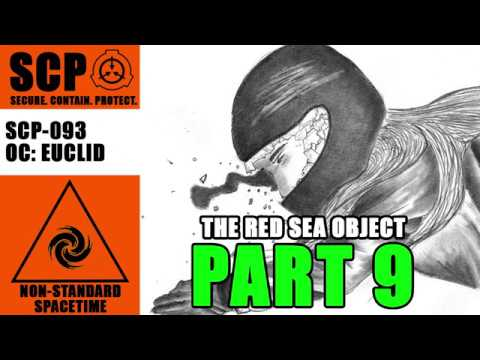 SCP-093 Part 9 (Recovered Materials: Violet Test) illustrated ft. SCP FOUNDATION 9/11
