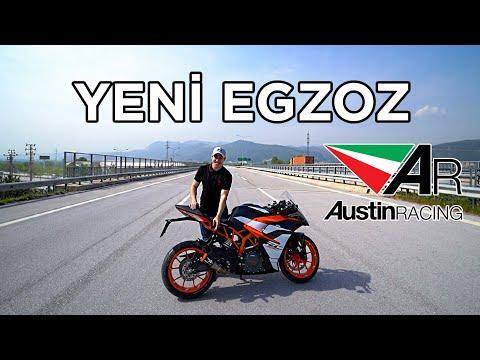 İNGİLTERE'DEN YENİ MOTORUMA YENİ EGZOZ ALDIM !
