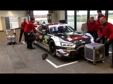 [Test Drive] DTM MEISTER-AUDI von René Rast!