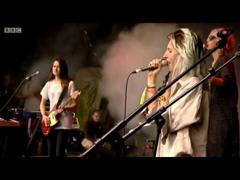 Warpaint - 'Composure' (Live 2014)