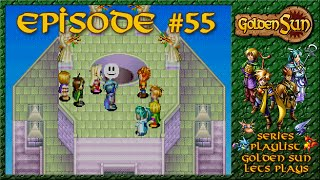 Golden Sun - Venus Summit Confrontation, Saturos & Menardi - Episode 55