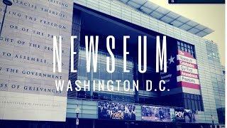Newseum   Washington DC Museum