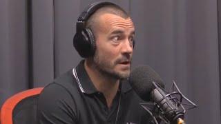 CM Punk Confirms Talks Over WWE Backstage Role