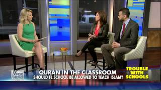 FoxNews: Florida parents protesting school lessons about Islam with Ahmadiyya rep Harris Zafar