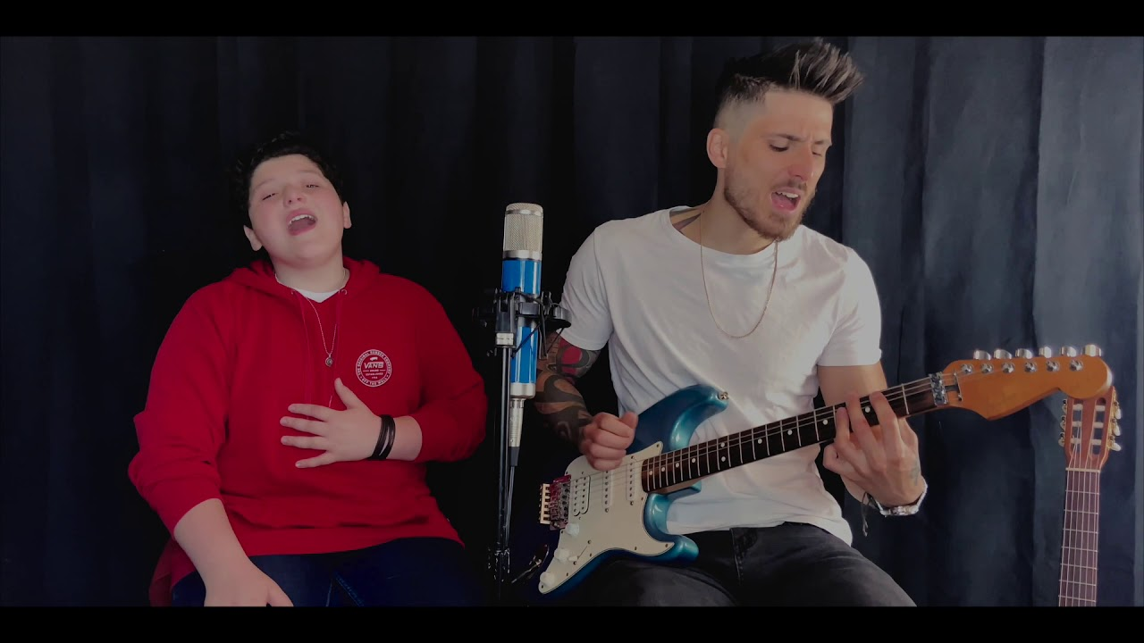 Justin Bieber - Love Yourself (cover) Kevin Bazinet & Alexander D'Alesio