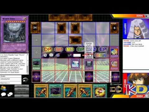 Trolling on Dueling Network Deck 1: Exodia Zero