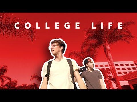 College Life (ft. Adler Davidson) [Music Video]
