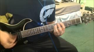 Seether - Same Damn Life (Guitar Cover)