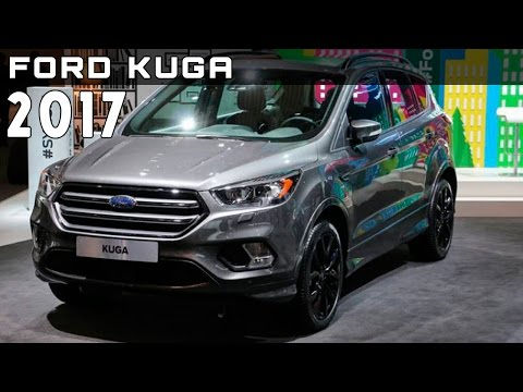 2017 Ford Kuga Review Rendered Price Specs Release Date
