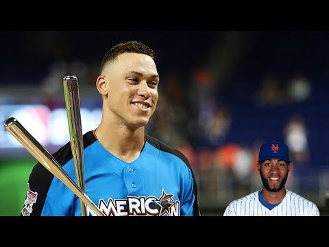 Aaron Judge is Shining! Let Amed Rosario Shine Too!