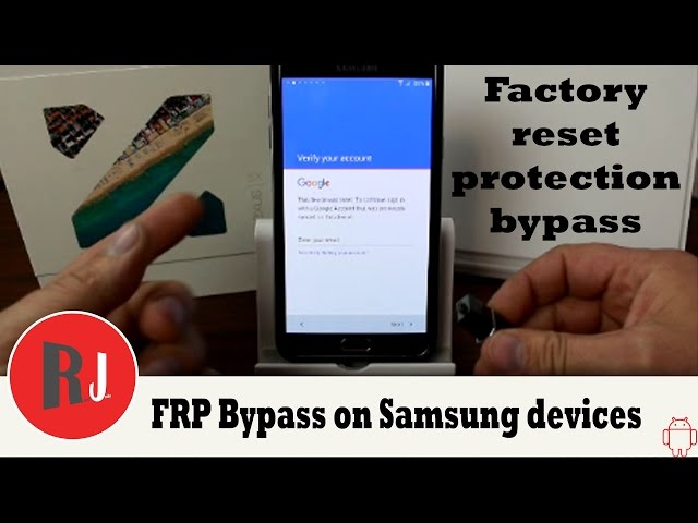 It's incredibly easy to bypass Factory Reset Protection on a