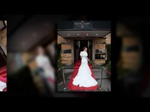 Wedding Photography   The Royal York Hotel   York
