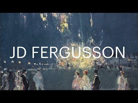 The Scottish Colourists | JD Fergusson