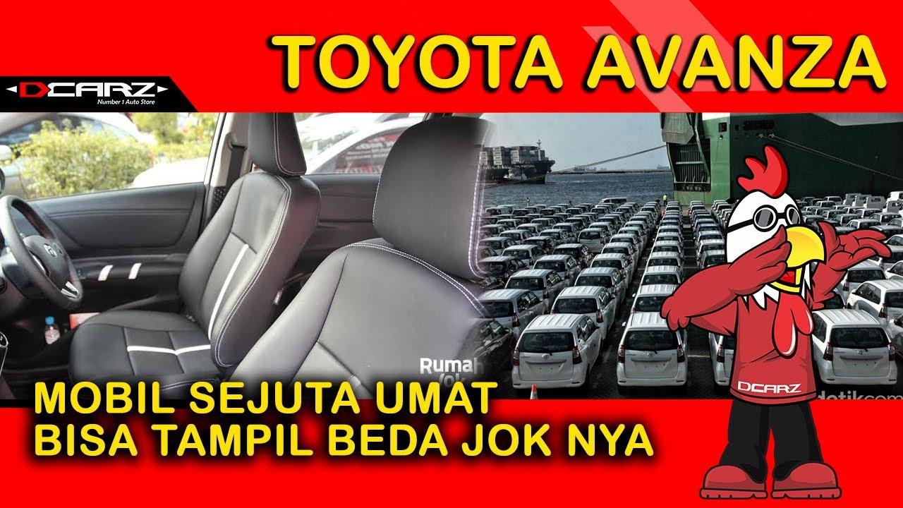 Cover Jok Grand New Avanza Oli All Kijang Innova Mobil Bahan Murano Nappa Dcarz Depok Youtube
