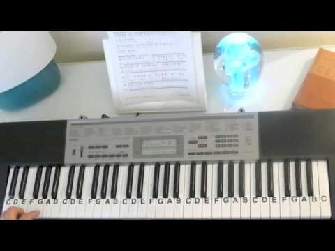 How to Play ~ Jesus Loves Me - Sunday School-Gospel ...