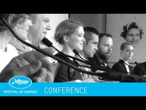 LOBSTER -conférence- (vf) Cannes 2015