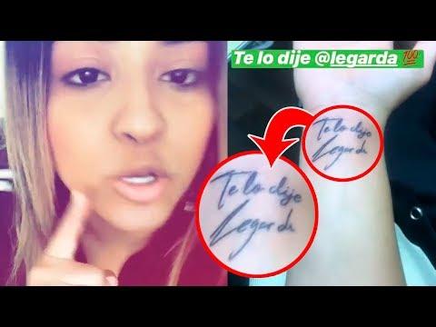 Itzza Primera MOLESTA Responde a las CRITICAS | Familia de Legarda se Tatua