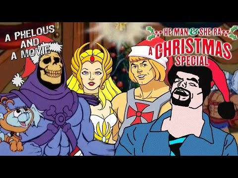 He-Man and She-Ra Christmas Special - Phelous - YouTube
