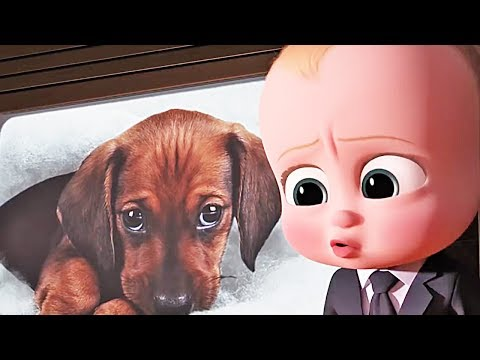 The Boss Baby 2 - Back in Business | official trailer (2018)