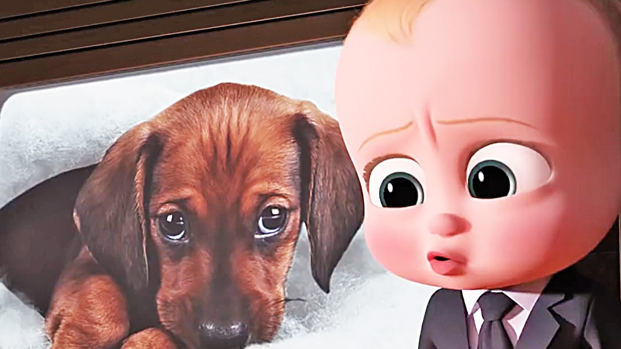 The Boss Baby 2 Back In Business Official Trailer 2018