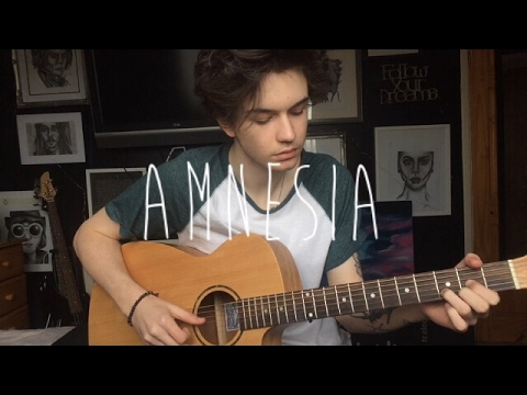 5 Seconds of Summer - Amnesia (Guitar Cover)
