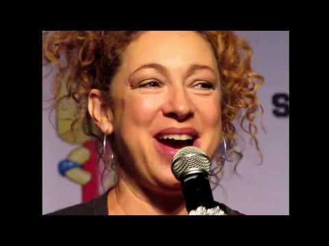 The moment Alex Kingston learns who 13th Doctor is going to be