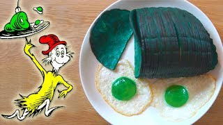 connectYoutube - The perfect GREEN EGGS and HAM from Dr. Seuss! 5-minute recipe healthy tasty dinner snack breakfast