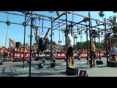 how to make it to regionals crossfit
