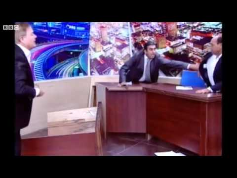 Download Gun brandished during live Jordanian TV debate