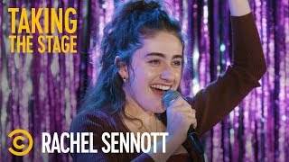 The Worst Part of Sitting on a Guy's Face - Rachel Sennott - Taking the Stage