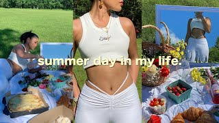 SUMMER DAY IN MY LIFE VLOG + life update