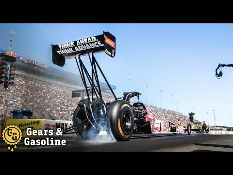 What is NHRA Drag Racing? (Top Fuel and Funny Car)