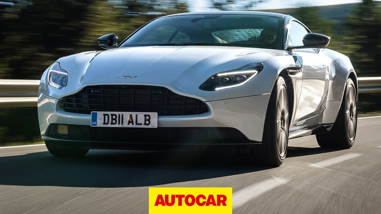 2018 Aston Martin Db11 V8 Review Better Than Its V12 Brother