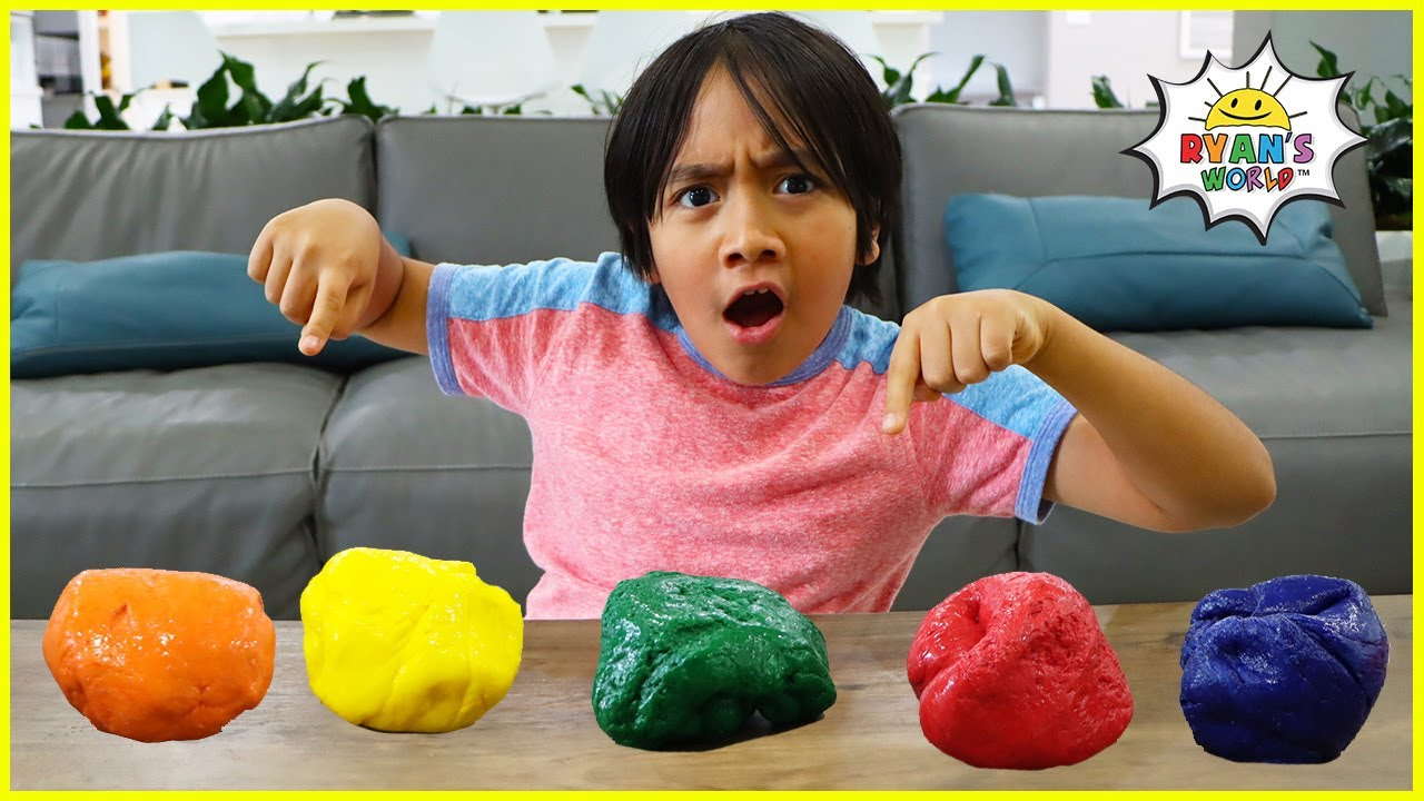 Download How to Make DIY Play dough at home and more 1 hr kids activities!