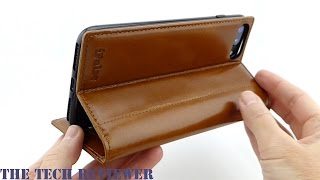 IPulse Leather Wallet Case for…