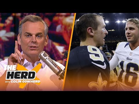 Blazin' 5: Colin's picks for the 2018-19 NFL Conference Championship Round | NFL | THE HERD