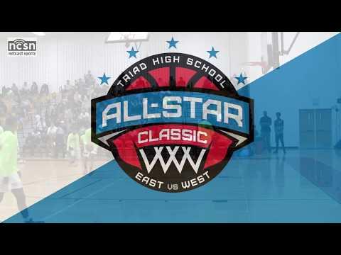 Triad All-Star 2018 Game - High School Basketball (Boy's)