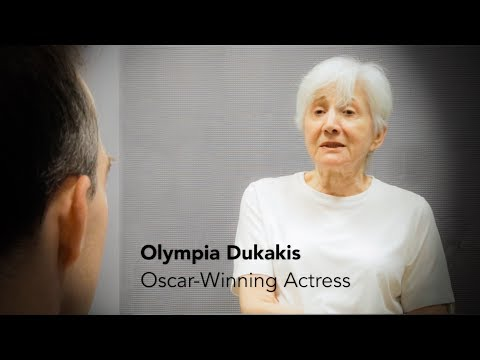 A Master Class with Olympia Dukakis at United Solo