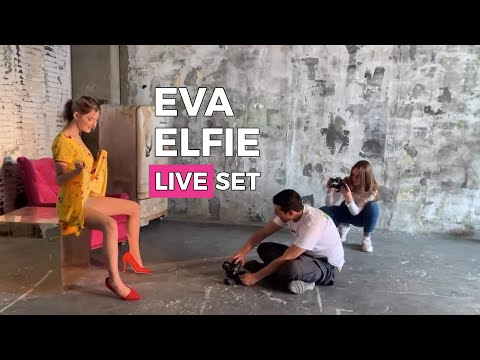 Eva Elfie Showing Classic Matte Pantyhose from Japan - Art Nylon Magazine - LIVE STREAM from YouTube · Duration:  27 minutes 16 seconds