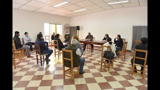 Video: Provincia y municipios buscan alternativas para encarar la crisis económica y sanitaria