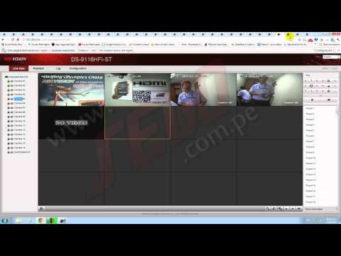Tutorial IVMS-4200 Client -