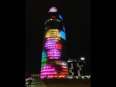Museo de Disseny Hub Barcelona Glories