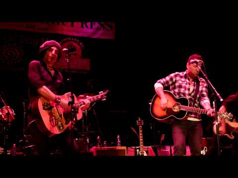 Broken radio Bruce Springsteen with Jesse Malin Light of Day 1/15/11