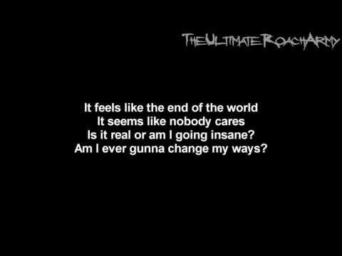Papa Roach - March Out Of The Darkness {Lyrics on screen} HD