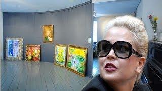 В Москве открывается персональная выставка художницы, поэтессы, узницы Евгении Васильевой