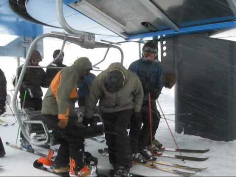 """17"""" in 24 hours Feb 26 at Mt Bachelor"""