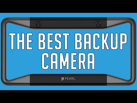 The Best Car Backup Camera - Pearl RearVision Review, Installation, and Demonstration!