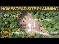 PLANNING OUR HOMESTEAD - First Steps